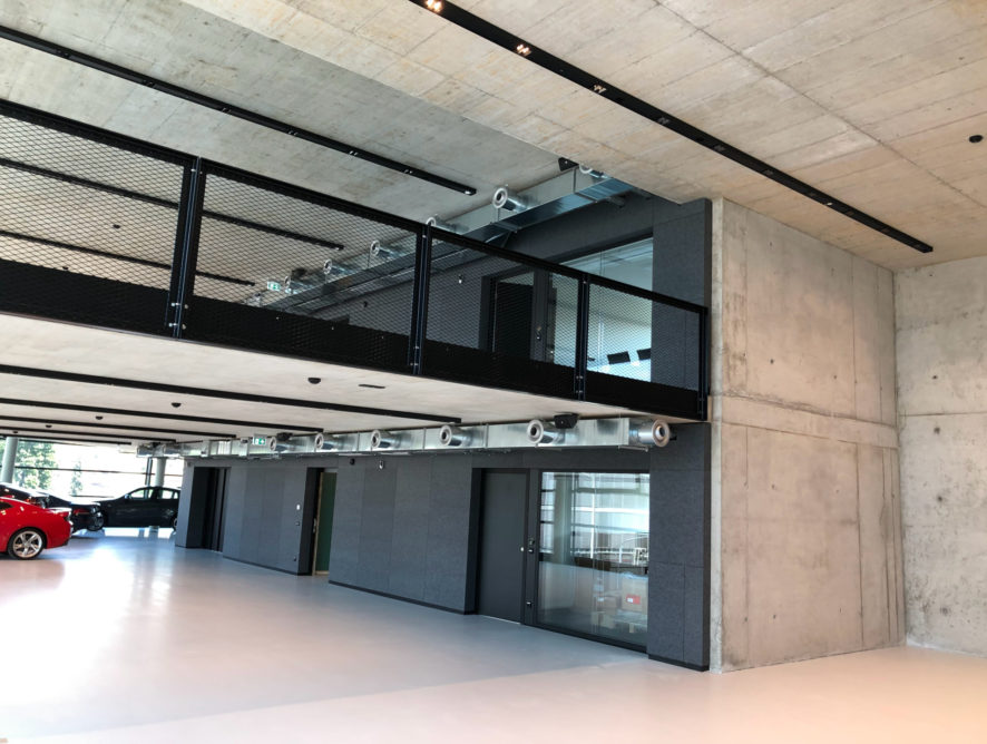 02_Akustik_Autohaus